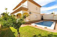 Villa en Miami Playa - ISIDRO Villa piscina privada, barbacoa...