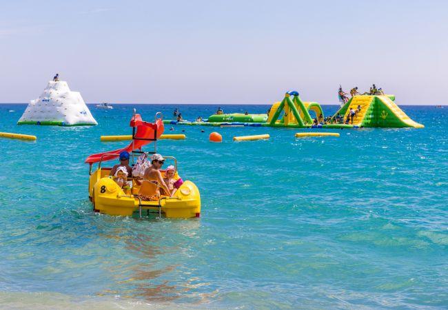 Villa en Miami Playa - BARON Villa con piscina, jardín, bbq y wifi gratis
