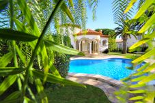 Villa en Miami Playa - B07 BARON villa piscina privada y gran...