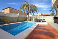 Villa en Miami Playa - B10 ALBA villa adosada piscina privada...