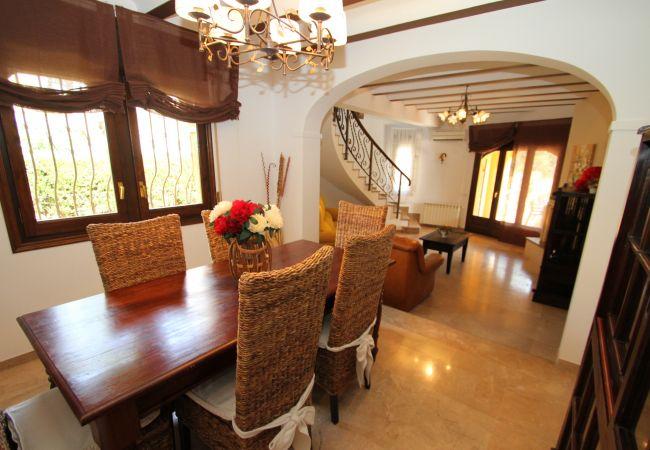 Villa en Miami Playa - MORENO Gran villa piscina privada y Wifi gratis