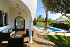 Villa en Miami Playa - SULA villa con piscina privada cerca del mar