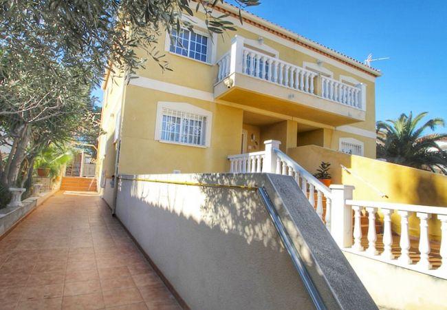 Villa en Miami Playa - B20 FRANCESCA villa adosada con piscina privada