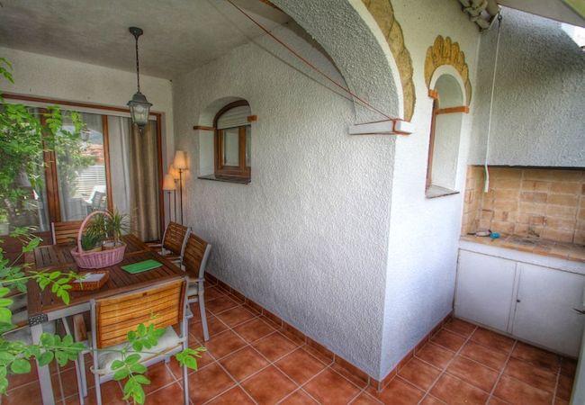 Casa en Miami Playa - MAGRA7 Adosado Pino Alto, jardín, BBQ, Wifi gratis