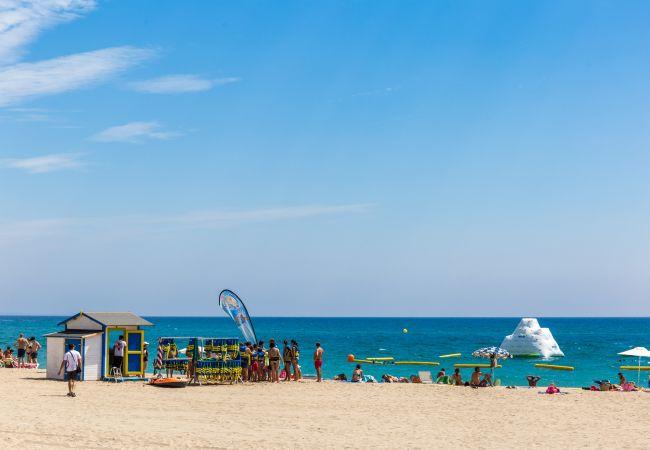 Casa en Miami Playa - C15 MARTIN15 adosado junto a playa especial niños