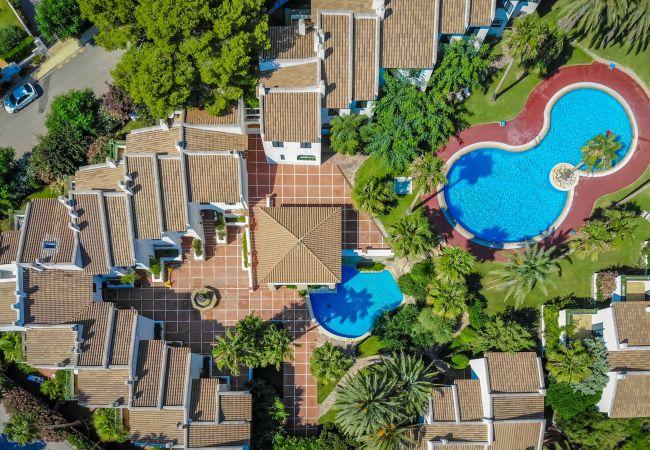 Casa en Miami Playa - MARTIN15 adosado junto a playa especial niños