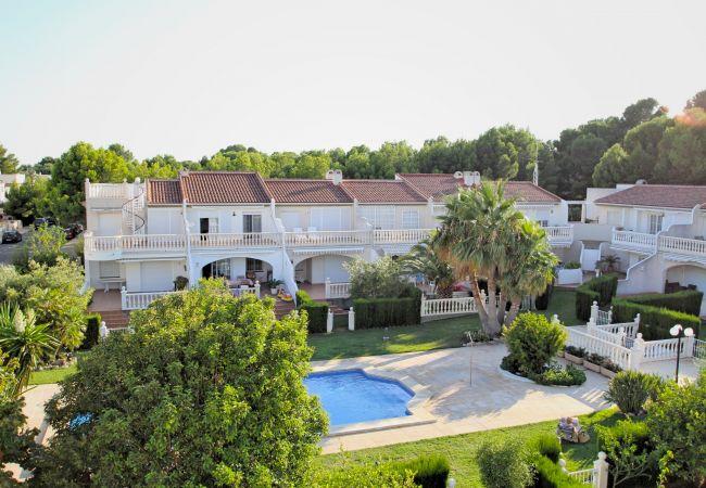 Casa en Miami Playa - CRISTAL1 adosado en playa Cristal 5dormitorios