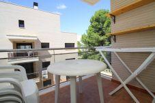 Apartamento en Miami Playa - MEDITERRANEO apartamento, piscina, Wifi gratis