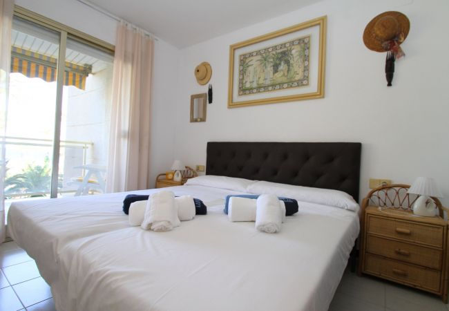 Apartamento en Miami Playa - FLAM306 1ª linea playa, piscina, Wifi gratis
