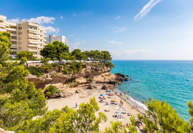 Apartamento en Miami Playa - DUPLEX JULIA Gran terraza, piscina y Wifi gratis