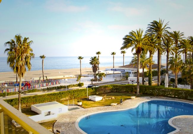 Apartamento en Miami Playa - FLAM414 Apartamento 1ª línea, piscina Wifi gratis
