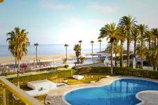 Apartamento en Miami Playa - FLAM414 Apartamento 1ª línea, piscina comunitaria