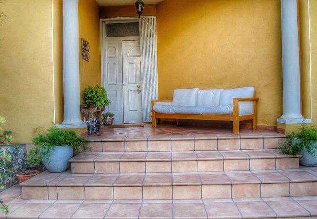 Villa en Miami Playa - YELMO Villa Pino Alto, piscina y wifi gratis