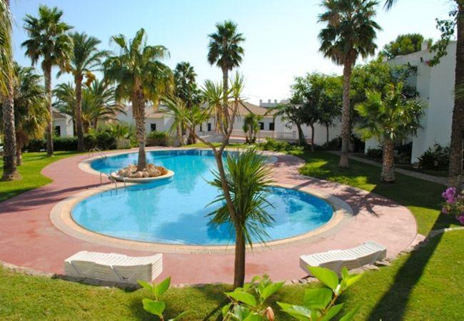 Casa en Miami Playa - MARTIN7 adosado junto a playa especial niño