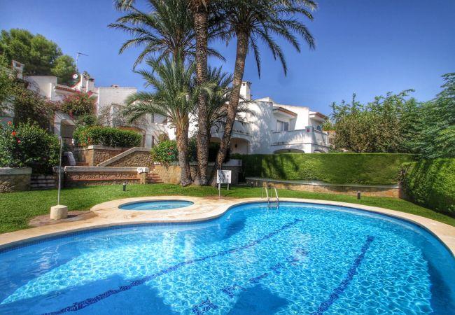 Casa en Miami Playa - C21 PLAYA adosado frente al mar, jardín privado
