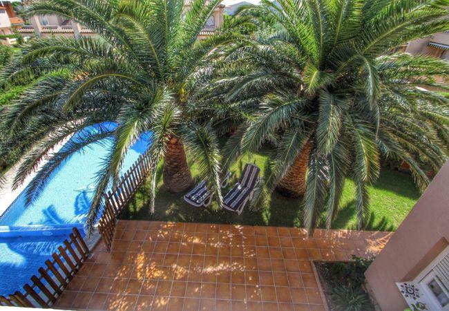 Villa en Miami Playa - B02 NAPOLEON villa en playa piscina privada wifi
