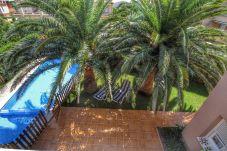 Villa en Miami Playa - NAPOLEON Villa piscina privada, BBQ, Wifi gratis