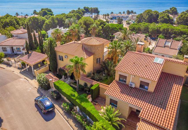 Villa en Miami Playa - HANRI Villa piscina privada vista mar Wifi gratis