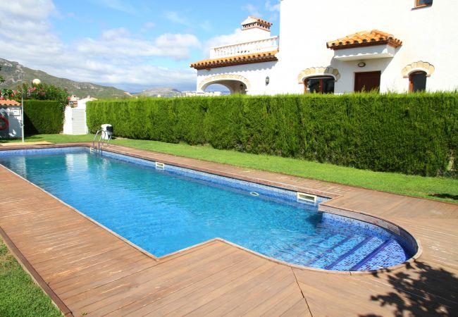 Casa en Miami Playa - MAGRA8 Adosado jardín privado, BBQ y piscina