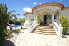 Villa en Miami Playa - ZAFIRO Villa piscina privada, jardín