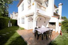 Casa adosada en Miami Playa - MASIA2 adosado jardín privado, BBQ y piscina comun