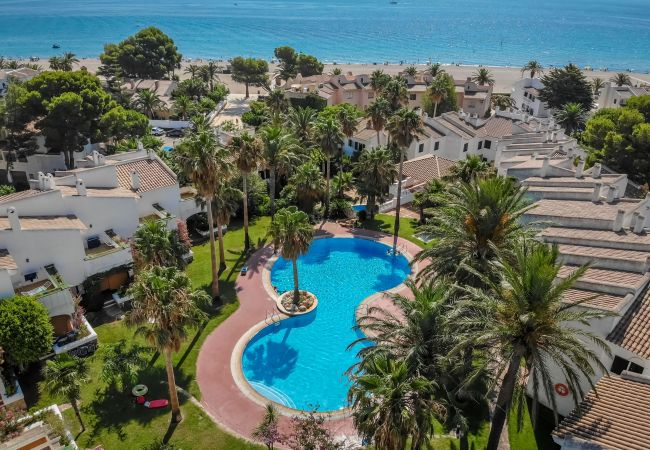 Casa en Miami Playa - MARTIN14 adosado junto a playa especial niños