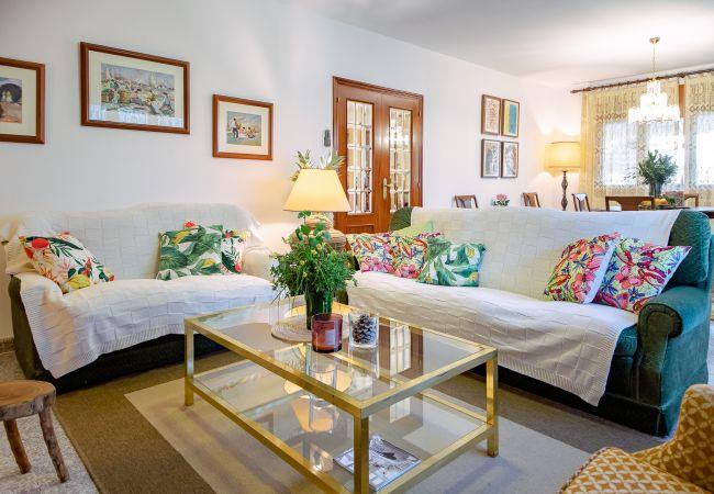 Villa en Miami Playa - FIGUERA villa 4 dormitorios jardín WiFi gratis