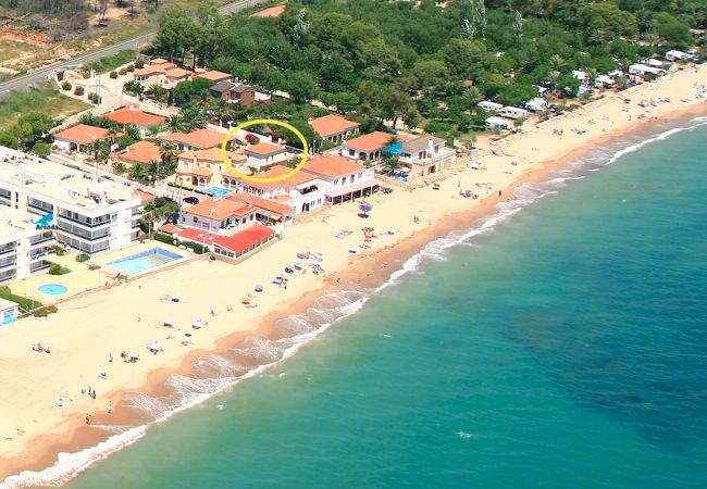 Villa en Miami Playa - RIVERA villa en la playa, jardin, barbacoa