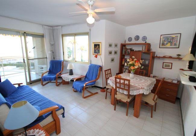 Apartamento en Miami Playa - A16 FLAM401 Primera linea de playa y piscina