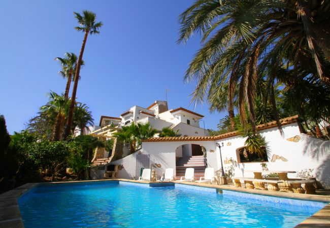 Villa en Miami Playa - B09 BAYA villa piscina privada, cerca del mar