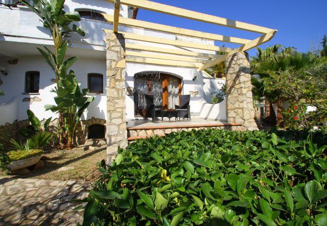 Villa en Miami Playa - B10 BAYA villa piscina privada, cerca del mar