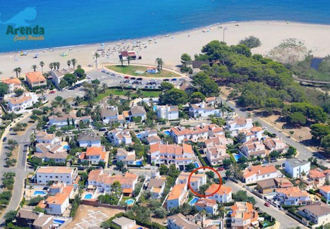 Casa en Miami Playa - C45 SECU adosado cerca del mar, 4 dormitorios