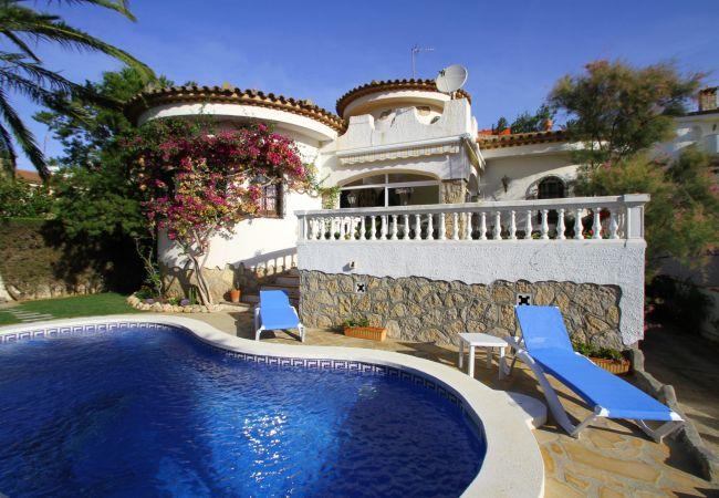 Villa en Miami Playa - B36 CORAL villa con piscina privada y jardín