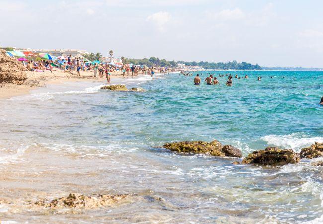 Villa en Miami Playa - CORAL Villa piscina privada, jardín, Wifi gratis