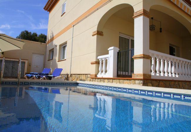Villa en Miami Playa - B44 LISA con piscina privada y jardín