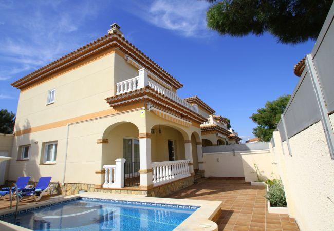 Villa en Miami Playa - LISA con piscina privada y jardín