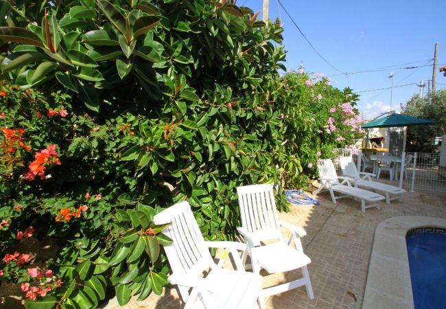 Villa en Miami Playa - B09 BERLIN villa adosada piscina privada y jardín