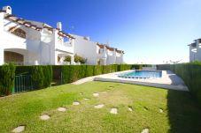 Casa adosada en Hospitalet de L´Infant - ARENAL adosado 1ª línea del mar, piscina comun