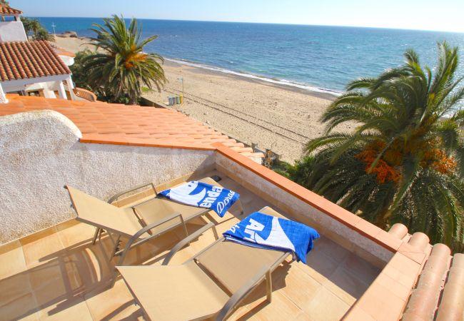 Apartamento en Miami Playa - BAHIA Apartamento 1ª línea de playa con BBQ