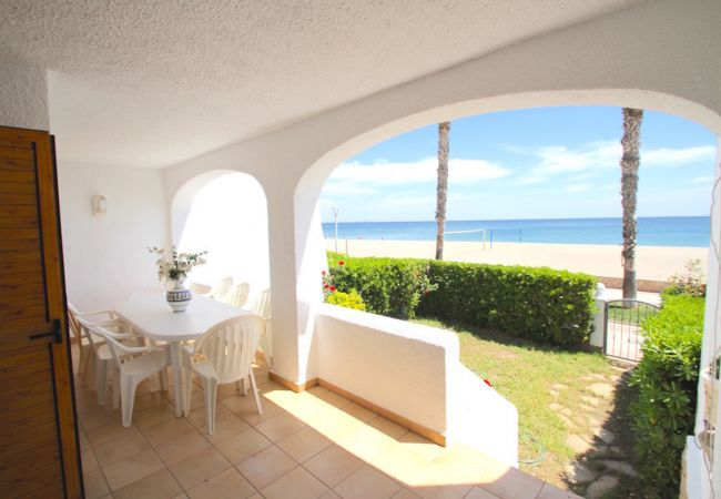 Casa en Miami Playa - CASABLANCA 1ª línea mar con BBQ y Wifi gratis