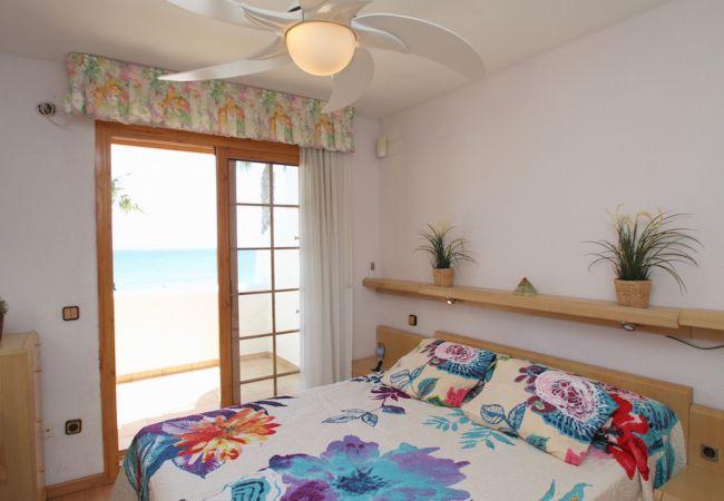 Casa en Miami Playa - CASABLANCA 1ª línea mar con BBQ y Wifi