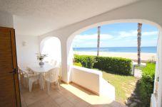 Casa adosada en Miami Playa - CASABLANCA 1ª línea mar con BBQ y Wifi