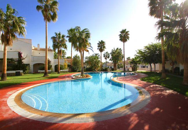 Casa en Miami Playa - MARTIN19 adosado junto a playa especial niños
