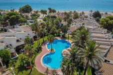Casa adosada en Miami Playa - MARTIN19 adosado junto a playa especial niños