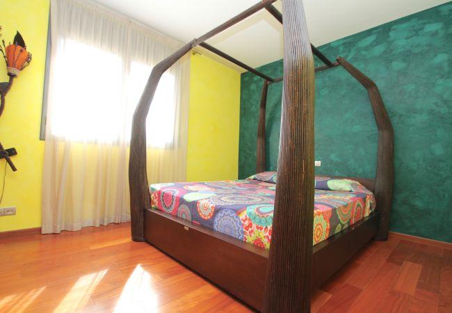 Villa en Hospitalet de L´Infant - PERLA Gran villa piscina privada y WiFi gratis