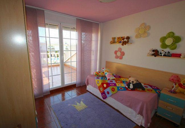 Casa en Miami Playa - CRISTAL8 adosado en playa Cristal 4dormitorios
