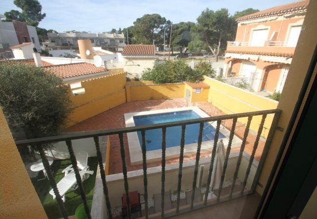 Casa en Miami Playa - LETICIA adosado con jardín y piscina comun