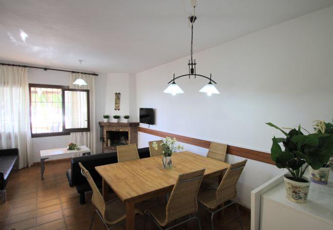 Apartamento en Miami Playa - BAHIA2 Bajo 1ª línea de playa, BBQ, Wifi gratis