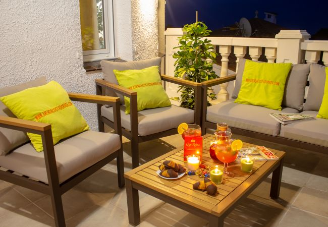 Villa en Miami Playa - ROCA Gran villa piscina privada y WiFi gratis