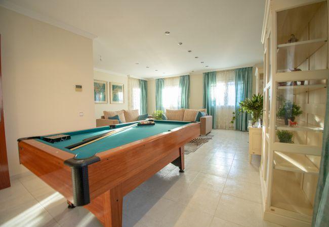 Villa en Cambrils - CONDESA Gran villa piscina privada y WiFi gratis